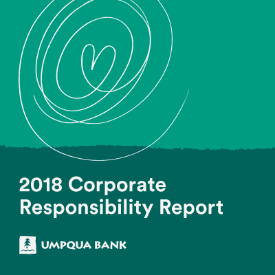 Corporate Responsibility 2018 report cover